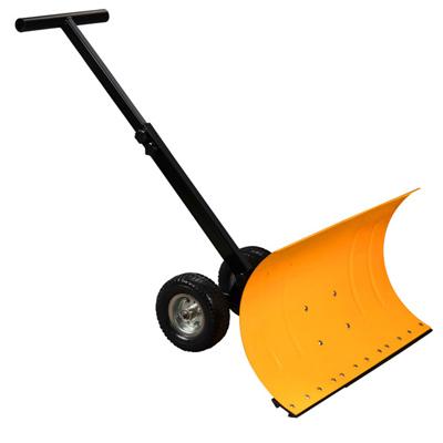 省力型轮式推雪铲